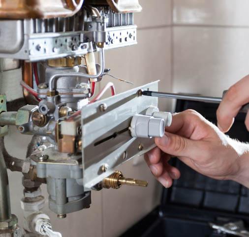 Víz gáz fűtés szerelő – Ön csettint, mi ott termünk