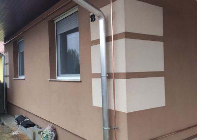 Családi ház gázvezeték szabályos kiépítése